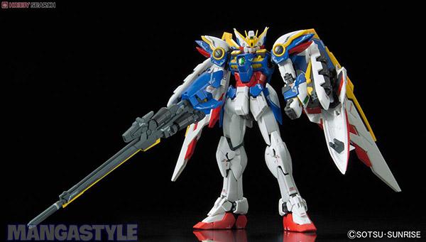 Mô Hình Gundam RG XXXG-01W Wing Gundam EW