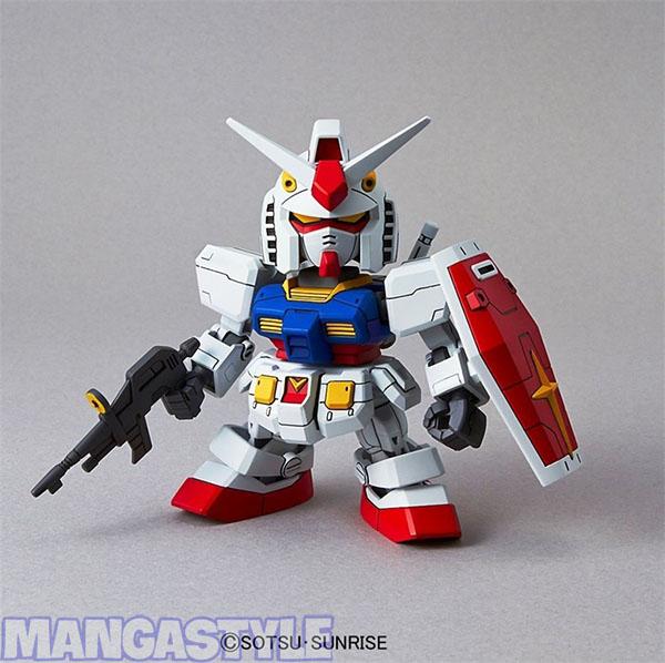 Mô Hình Gundam SD Gundam EX-Standard RX-78-2