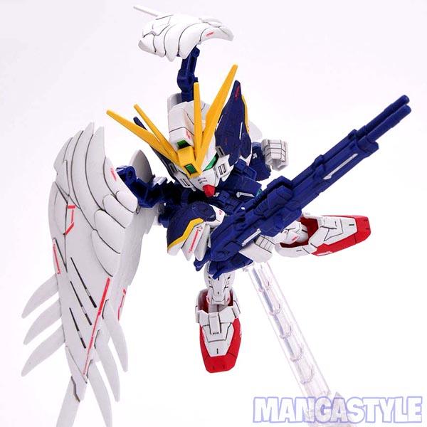 Mô Hình Gundam SD Wing Gundam Zero EW