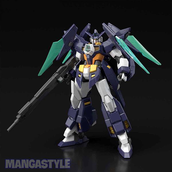 Mô Hình HGBD:R Gundam Try Age Magnum