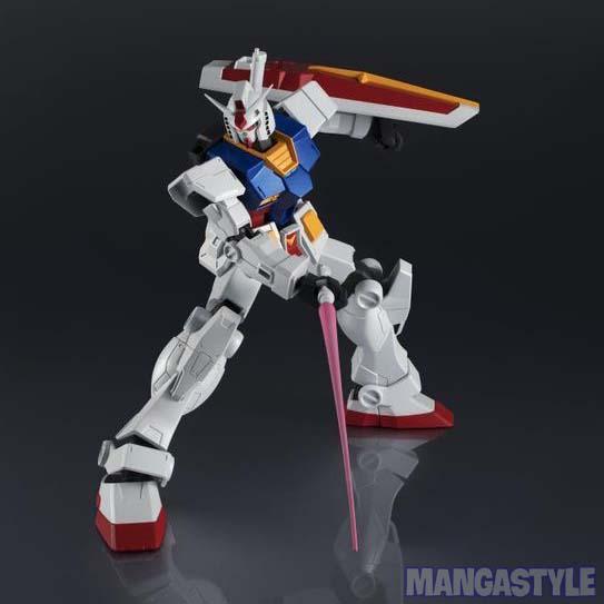 Mô hình Gundam Universe GU-01 RX-78-2