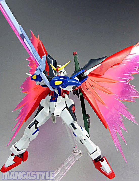 Mô Hình HG Gundam Seed Destiny Gundam