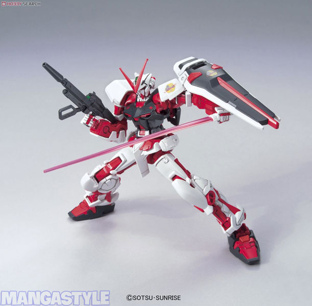 Mô Hình HG Gundam Seed Gundam Astray Red Frame (Flight Unit)
