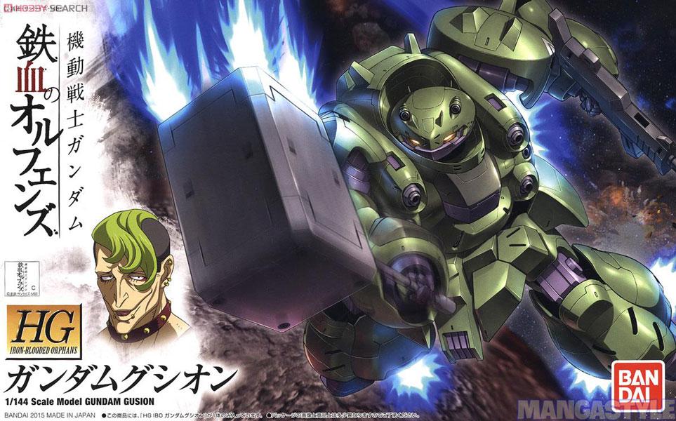 Mô Hình HG IBO Gundam Gusion