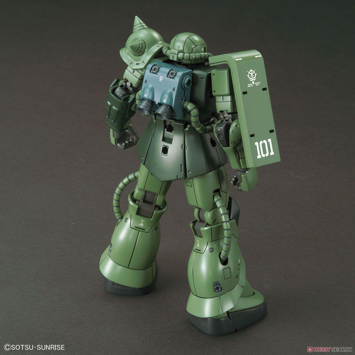 Mô Hình Gundam HG Zaku II Type C-6 R6