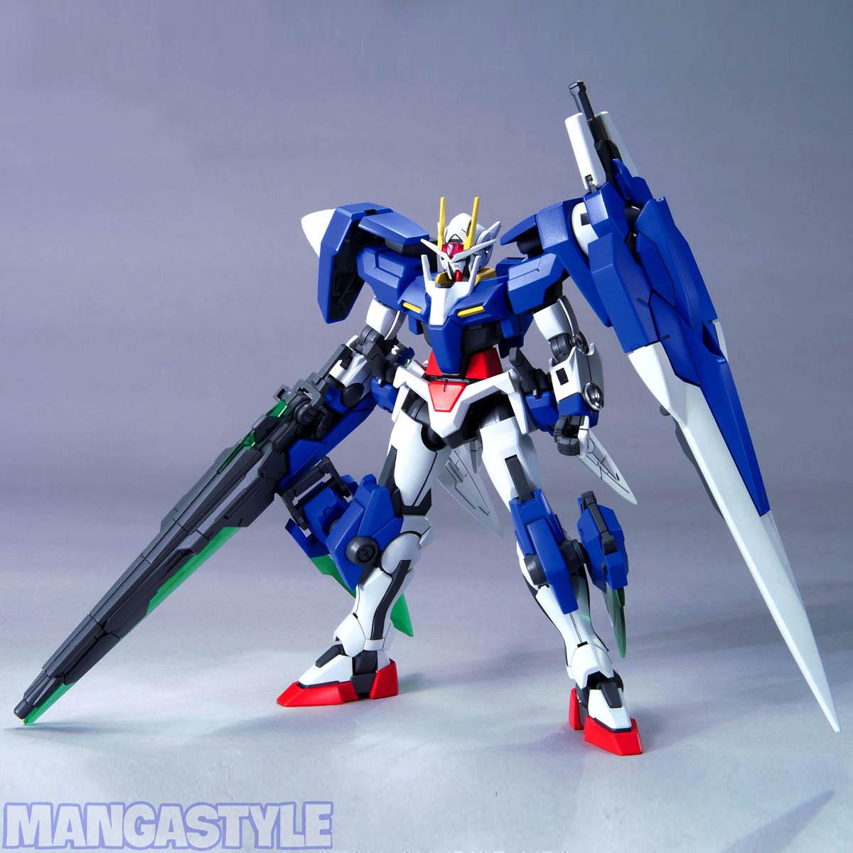 Mô Hình HG00 00 Gundam Seven Sword/G