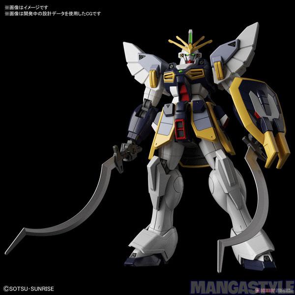 Mô Hình HGAC Gundam Sandrock