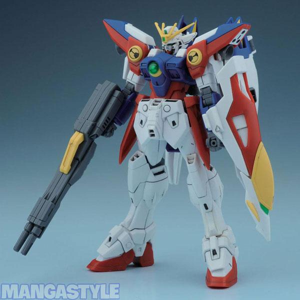 Mô Hình HGAC Wing Gundam Zero