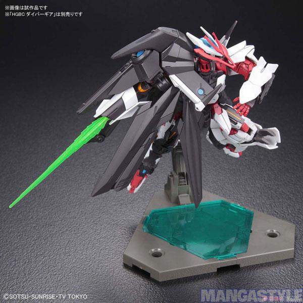 Mô Hình HGBD Gundam Astray No-Name