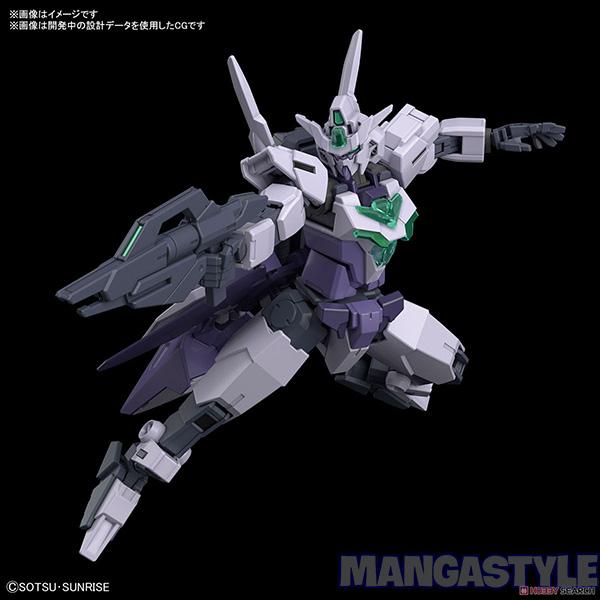 Mô Hình HGBD:R Core Gundam II (G-3 Color)