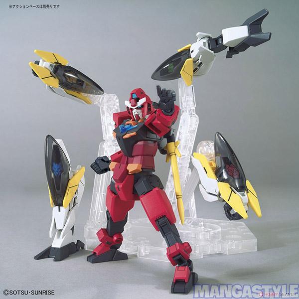 Mô Hình HGBD:R Gundam Anima rize