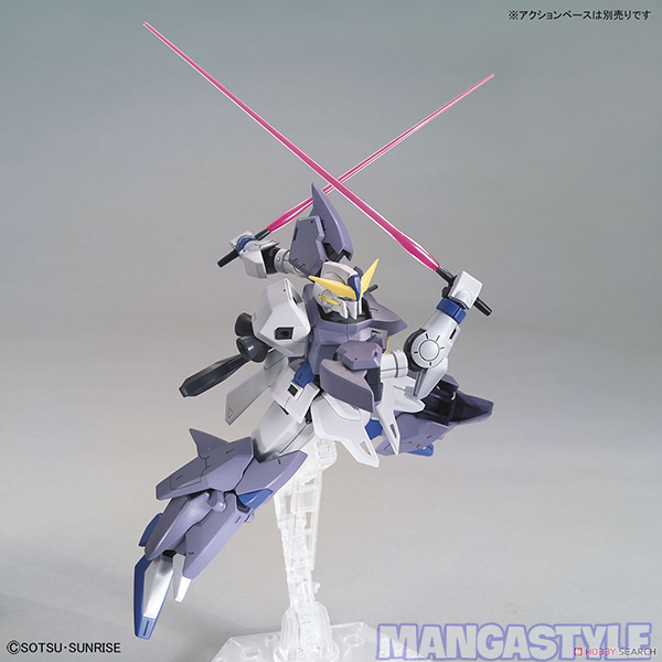 Mô Hình HGBD R Gundam Tertium
