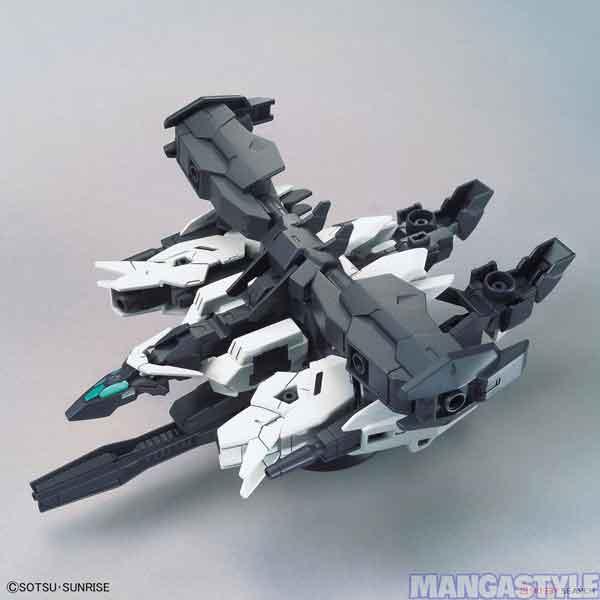 Mô hình HGBD:R Jupitive Gundam