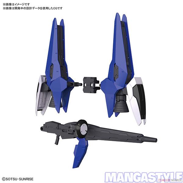 Mô Hình HGBD R Tertium Arms