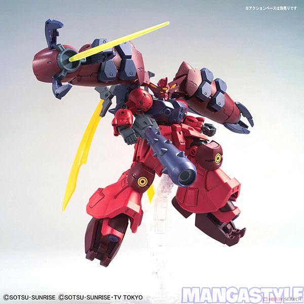Mô Hình HGBD:R Gundam GP-Rasetsuten