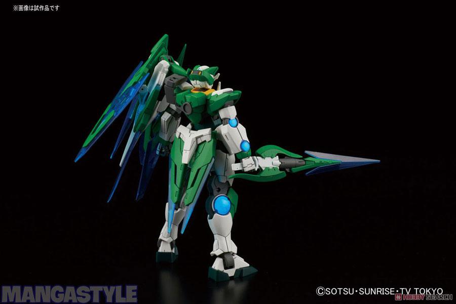 Mô Hình HGBF Gundam 00 Shia QAN[T]