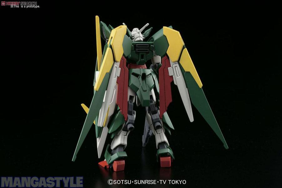 Mô Hình HGBF Gundam Fenice Rinascita