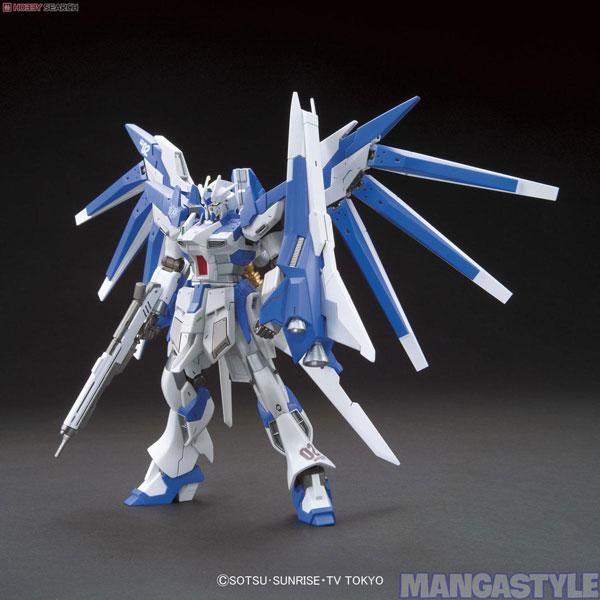 Mô Hình HGBF Hi-Nu Gundam Vrabe