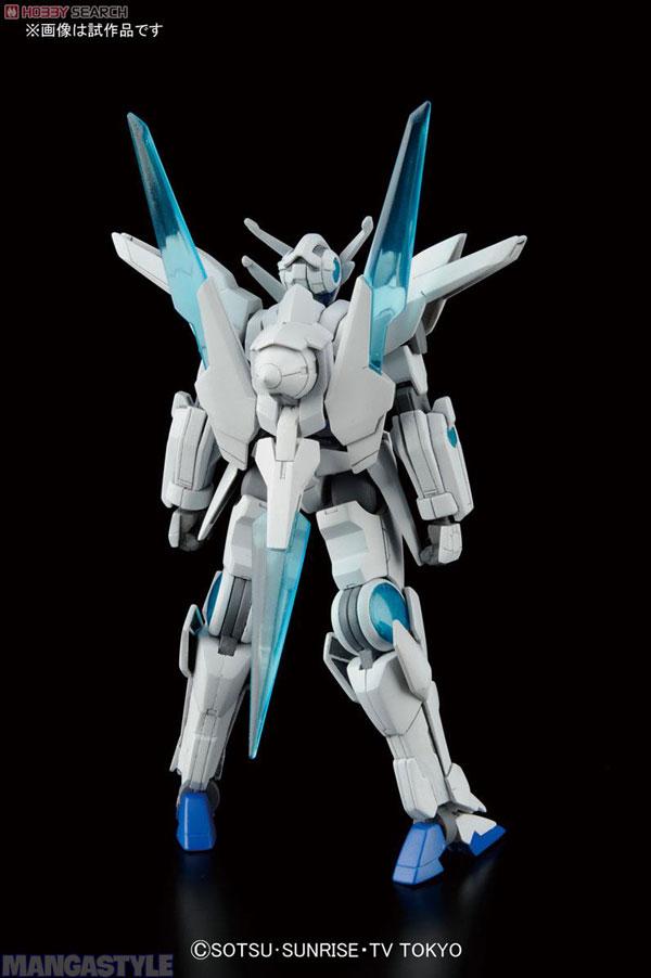 Mô Hình HGBF Transient Gundam