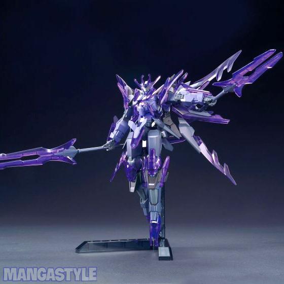 Mô hình HGBF Transient Gundam Glacier