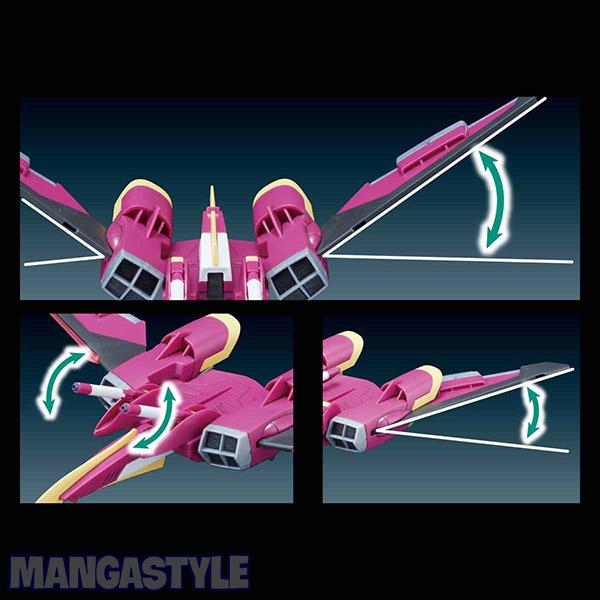 Mô Hình HGCE Infinite Justice Gundam