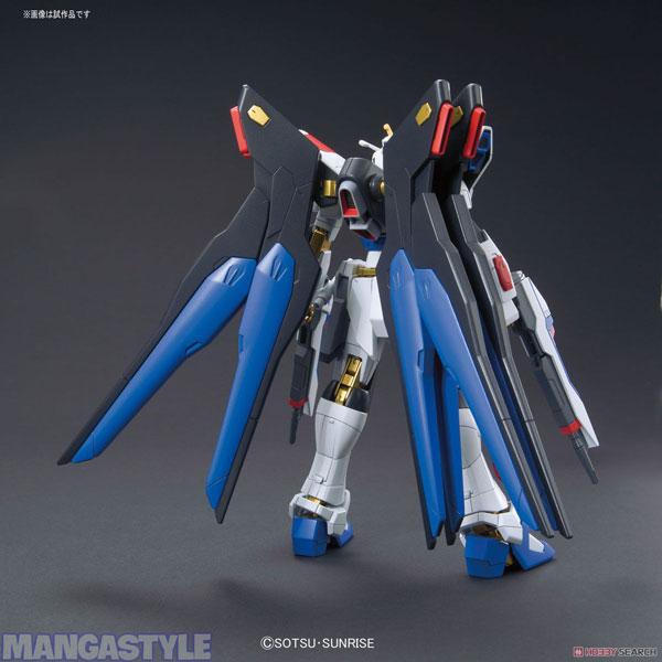 Mô Hình HGCE Strike Freedom Gundam