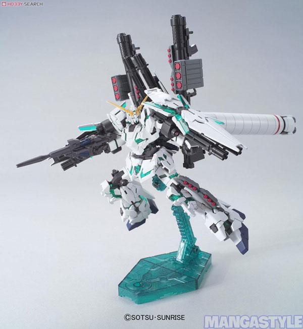 Mô Hình HGUC Full Armor Unicorn Gundam (Destroy Mode)