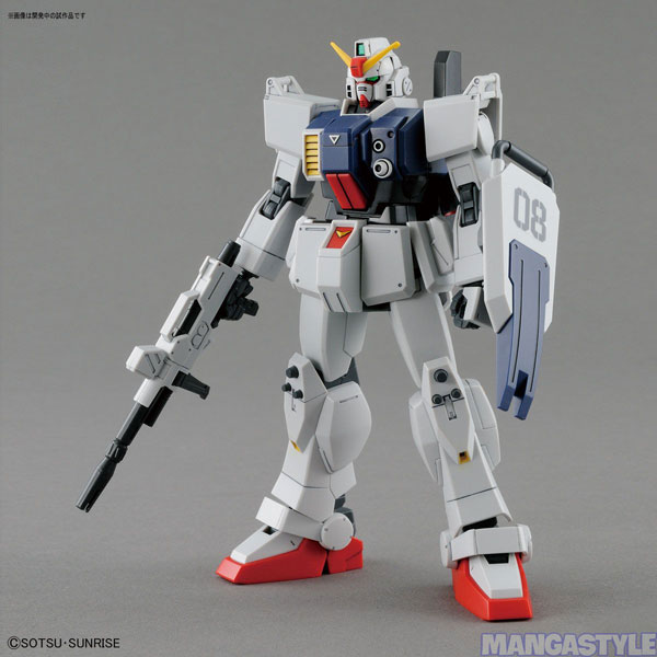 Mô Hình HGUC Gundam Ground Type