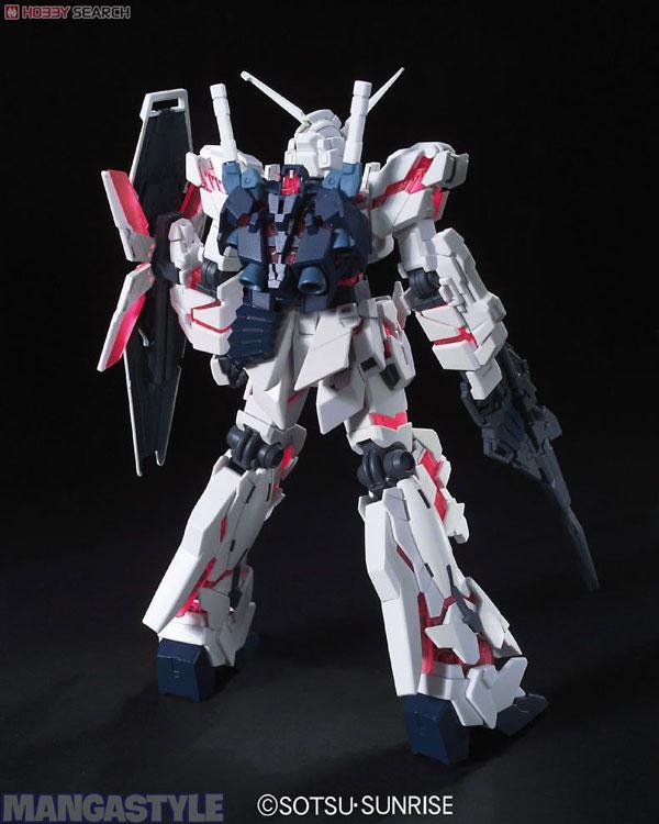 Mô Hình HGUC RX-0 Unicorn Gundam Destroy Mode