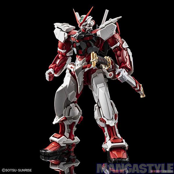 Mô Hình High-Resolution Model Gundam Astray Red Frame (1/100)
