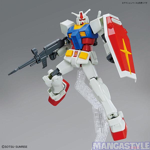 Mô Hình Lắp Ráp Entry Grade RX-78-2 Gundam