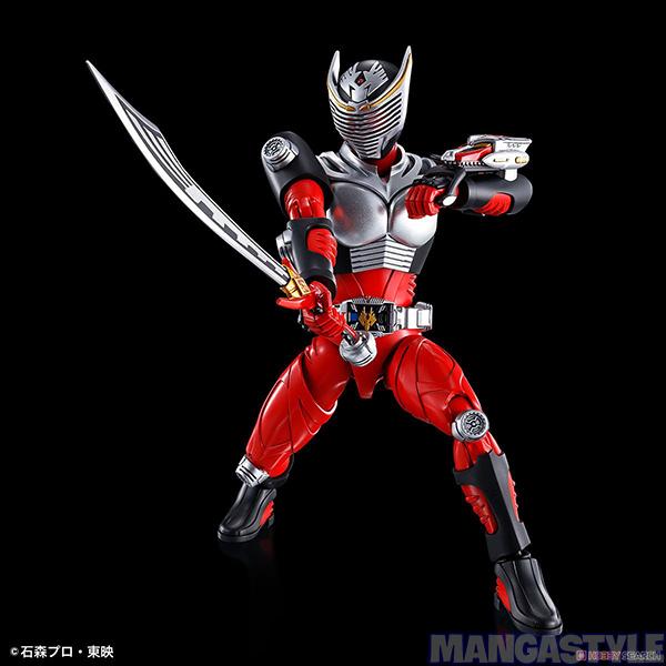 Mô Hình Lắp Ráp  Figure-rise Standard Kamen Rider Ryuki