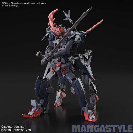 Pre Order - Mô Hình Lắp Ráp Gundam HG 1/144 Barbataurus