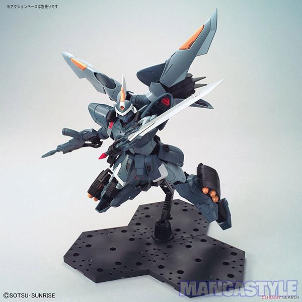 Mô Hình Lắp Ráp Gundam MG Mobile Ginn
