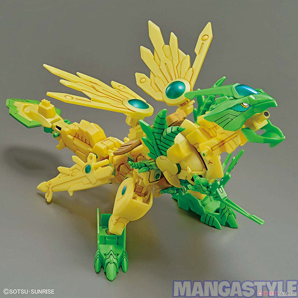 Mô Hình Lắp Ráp HGBD:R Re:Rising Gundam