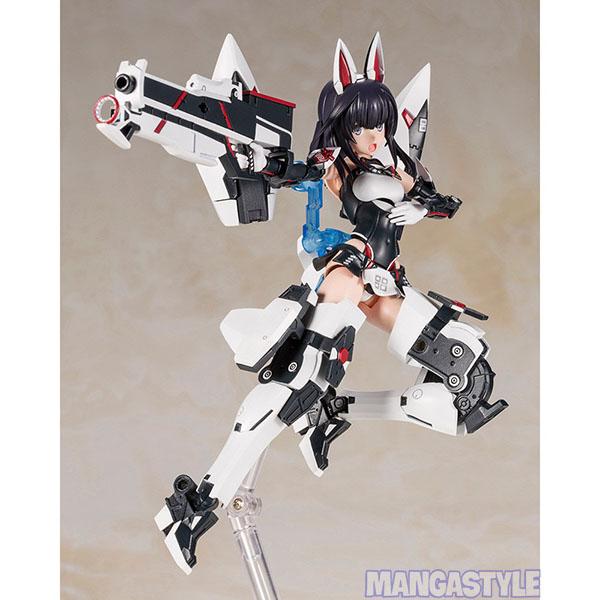 Mô Hình Lắp Ráp Kotobukiya Megami Device x Alice Gear Aegis A1 Kaede Agatsuma