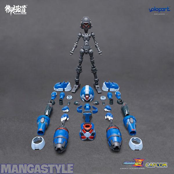 Mô Hình Mega Man Copy-X