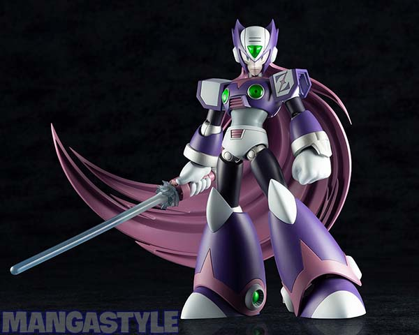 Mô Hình Mega Man X6 Zero (Nightmare Ver.)