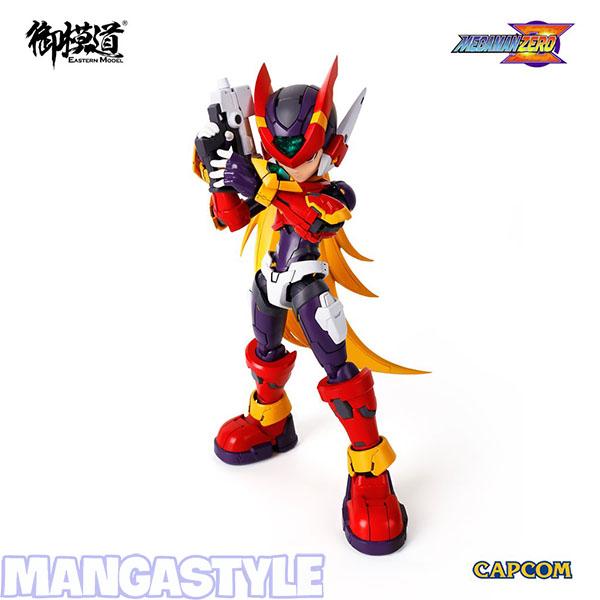 Mô Hình Mega Man Zero Eastern Model