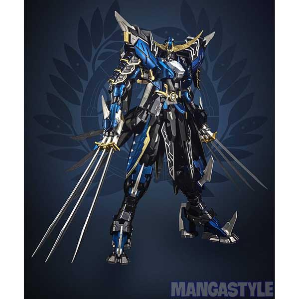 Mô Hình Metal Build Gundam 1/100 DH-01 Vidar - Date Masamune