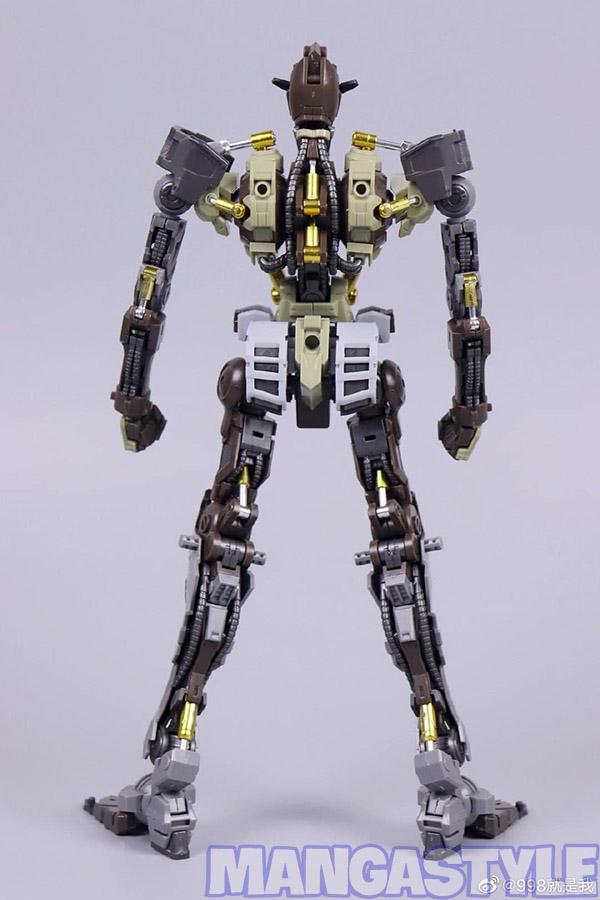 Mô Hình MG 8818 Daban Gundam Barbatos Hirm.