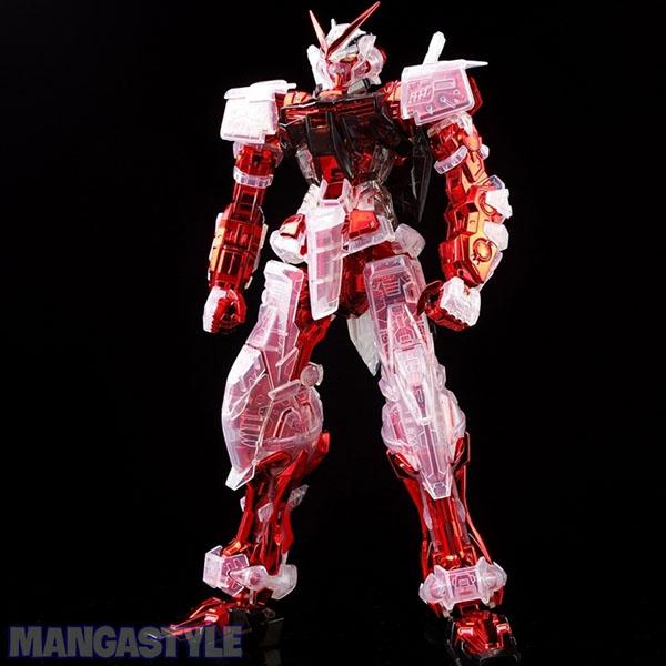 Mô Hình MG Gundam Astray Red Frame Kai Clear Ver Ji Jia Xian Qu