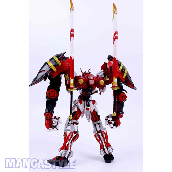 Mô hình MG Gundam 8814 Astray Red Frame + Powered Red + 150 Gerbera Straight (Daban Model)