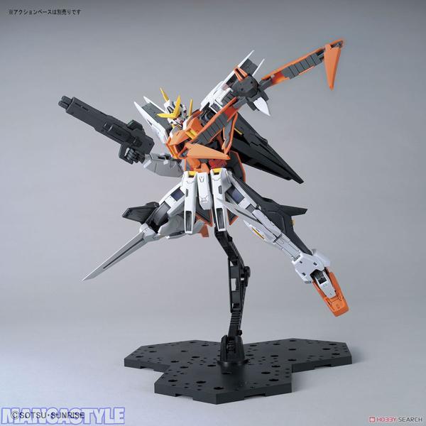 Mô Hình MG Gundam Kyrios