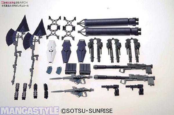 Mô Hình MG RX-0 Full Armor Unicorn Gundam Ver.Ka