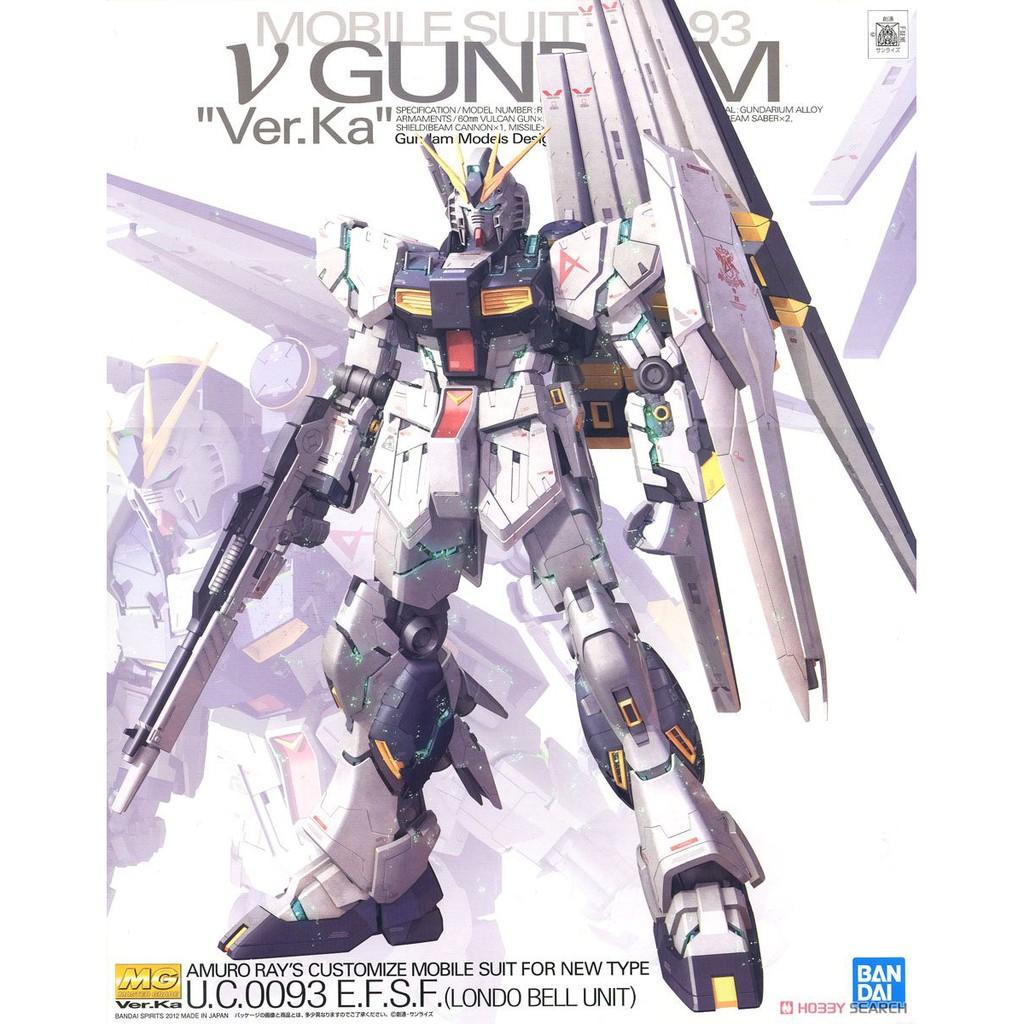 Mô Hình MG RX-93 V Gundam Nu Ver.Ka