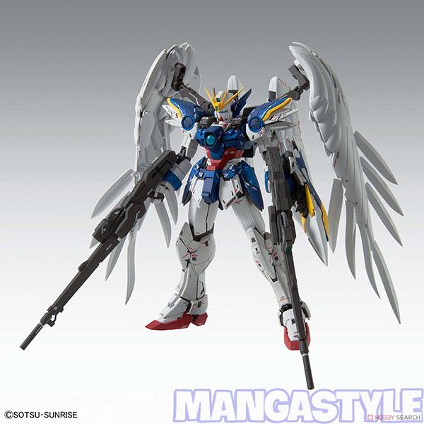 Mô hình MG Wing Gundam Zero EW Ver.Ka