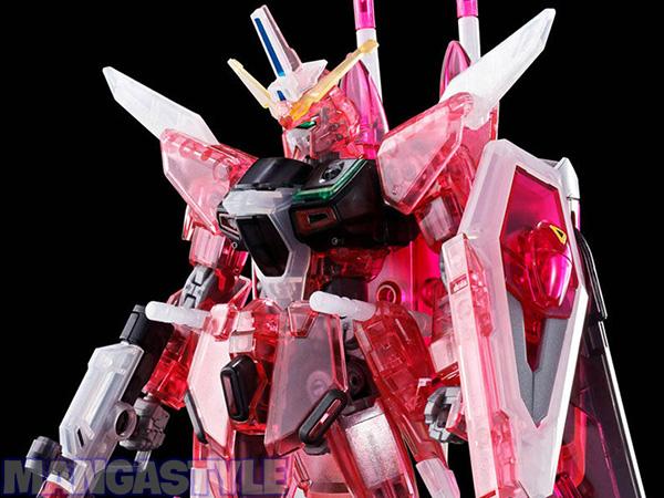 Mô Hình P Bandai HGCE 1/144 Infinite Justice Gundam (Clear Color)