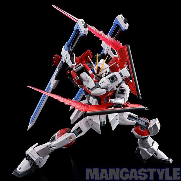Mô Hình P-bandai RG Sword Impulse Gundam