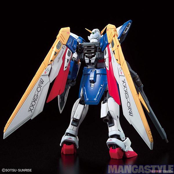 Mô Hình RG 1/144 Wing Gundam [TV]